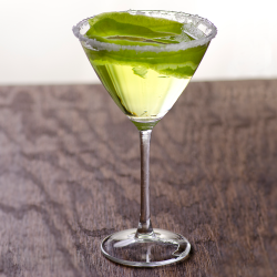 Green Appletini