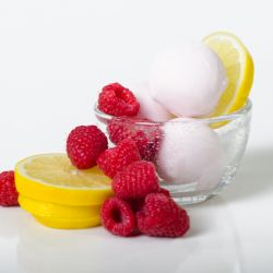 Raspberry Lemonade Sorbetto Image