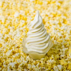 Popcorn Soft Serve Image