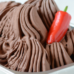 Chili Chocolate Gelato Image