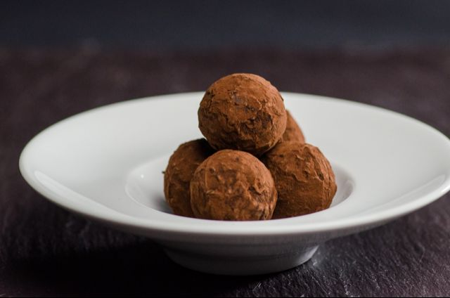 Mascarpone Milk Chocolate Truffle