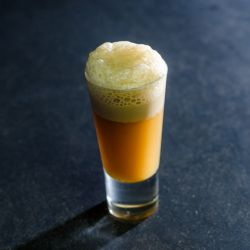 Coconut Gianduiotto Foam Shooter Image