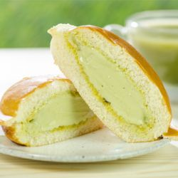 Green Tea Passion Fruit Gelato Panini Image