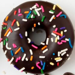Chocolate Donuts Image