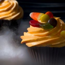 Trick-or-Treat Cupcakes Image