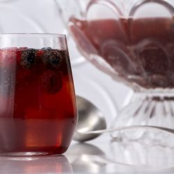 Forest Berries Holiday Punch