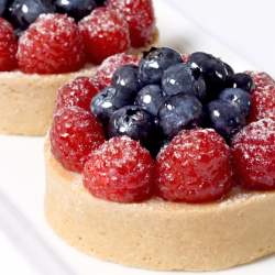 Fresh Fruit Tart Image