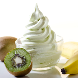 Kiwi Banana Soft Serve Image