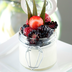 Soffiopan® Yogurt with Forest Berries Image