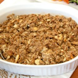 Walnut Stuffing  Image