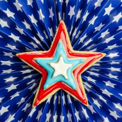 Star Sugar Cookies Image