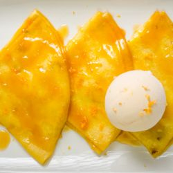 Crepes Suzette Image