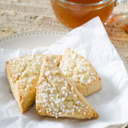 Orange Scones Image