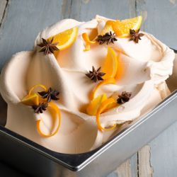 Orange Anise Gelato Image