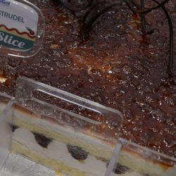Caramel Apple Gelato Slice Image