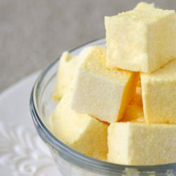 Peach Mango Marshmallows Image