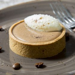 Coffee Tart Image
