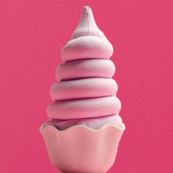 Always Fresco Fruit Soft Serve Image