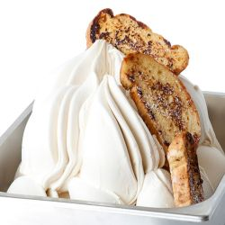 Cinnamon French Toast Gelato Image