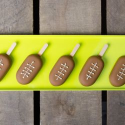 Football Frozen Pops