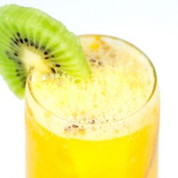Tropical Fruits Italian Soda Image
