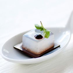 Chocolate Mint Petit Four