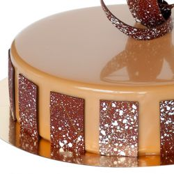 Milk Chocolate Glaze Image