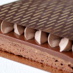 Milk Chocolate Cake Image