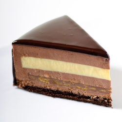 Chocolate Hazelnut Entremet Image