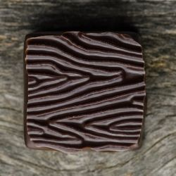Dark Chocolate Hazelnut Bonbon Image