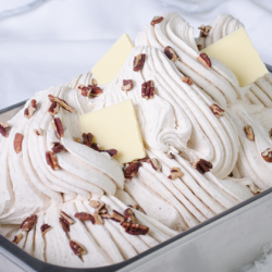 White Chocolate Pecan Gelato Image