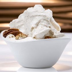 Butter Pecan Ice Cream Image