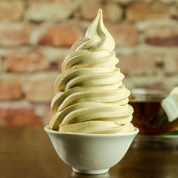 Earl Grey Soft Serve Image