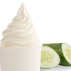 Cucumber Yogurt Soft Serve Image