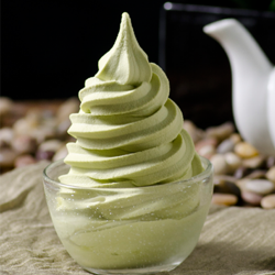 Green Tea Soft Serve