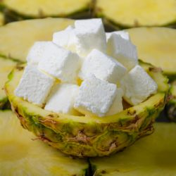 Pineapple Marshmallows Image