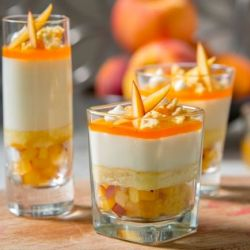 Peach Verrine Image