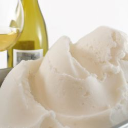 Wine-Infused Gelato and Sorbetto Base