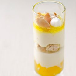 Coconut and Pineapple Verrine Image
