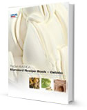 Standard Recipe Book - Gelato